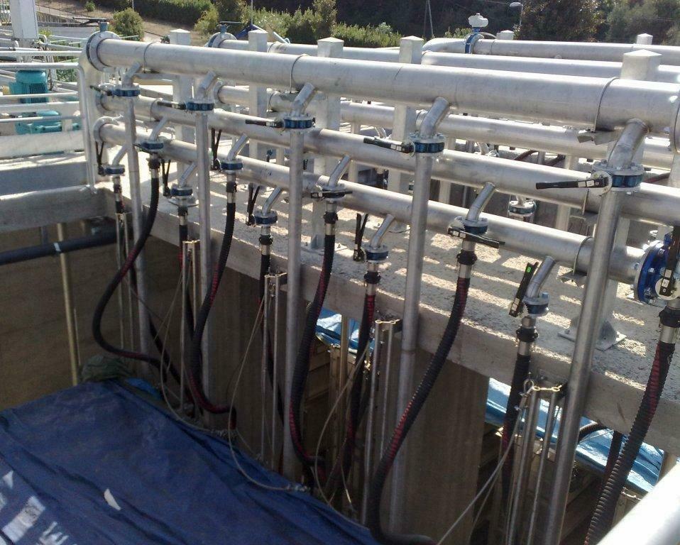 Etc Engineering Solutions Progettazione Controllo Processi Efficientamento Impiantii Acque Reflue Trento Ingegneria