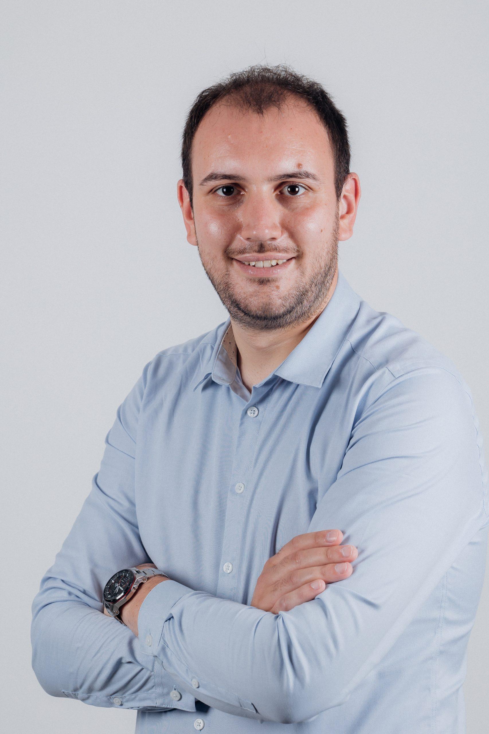 Davide Bergagnin - etc engineering solutions progettazione controllo processi efficientamento impiantii acque reflue trento ingegneria